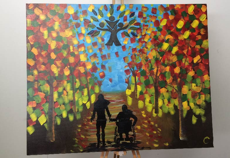 Sunnyfield's 2017 '65th Anniversary Art Competition' winners announced