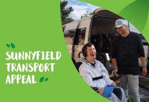 Sunnyfield Transport Appeal Tile